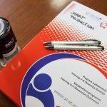 Podpis pogodbe o sofinanciranju ESRR za SMART PRODUCTION