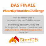 "Zaključna prireditev Start-up ""Your Idea Challenge 2016/17"""