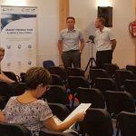 Predstavitev projekta Smart Production na sejmu AGRA 2017