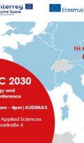 Konferenca SM@RT – TEC 2030 v CAMPUS Villach