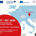 Conference SM@RT – TEC 2030 in CAMPUS Villach