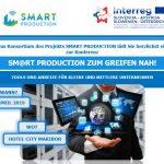 SMART PRODUCTION REAL CLOSE! – 16th April 2019, Maribor, Slovenia