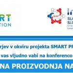 PAMETNA PROIZVODNJA NA DLANI – 16. april 2019, Maribor